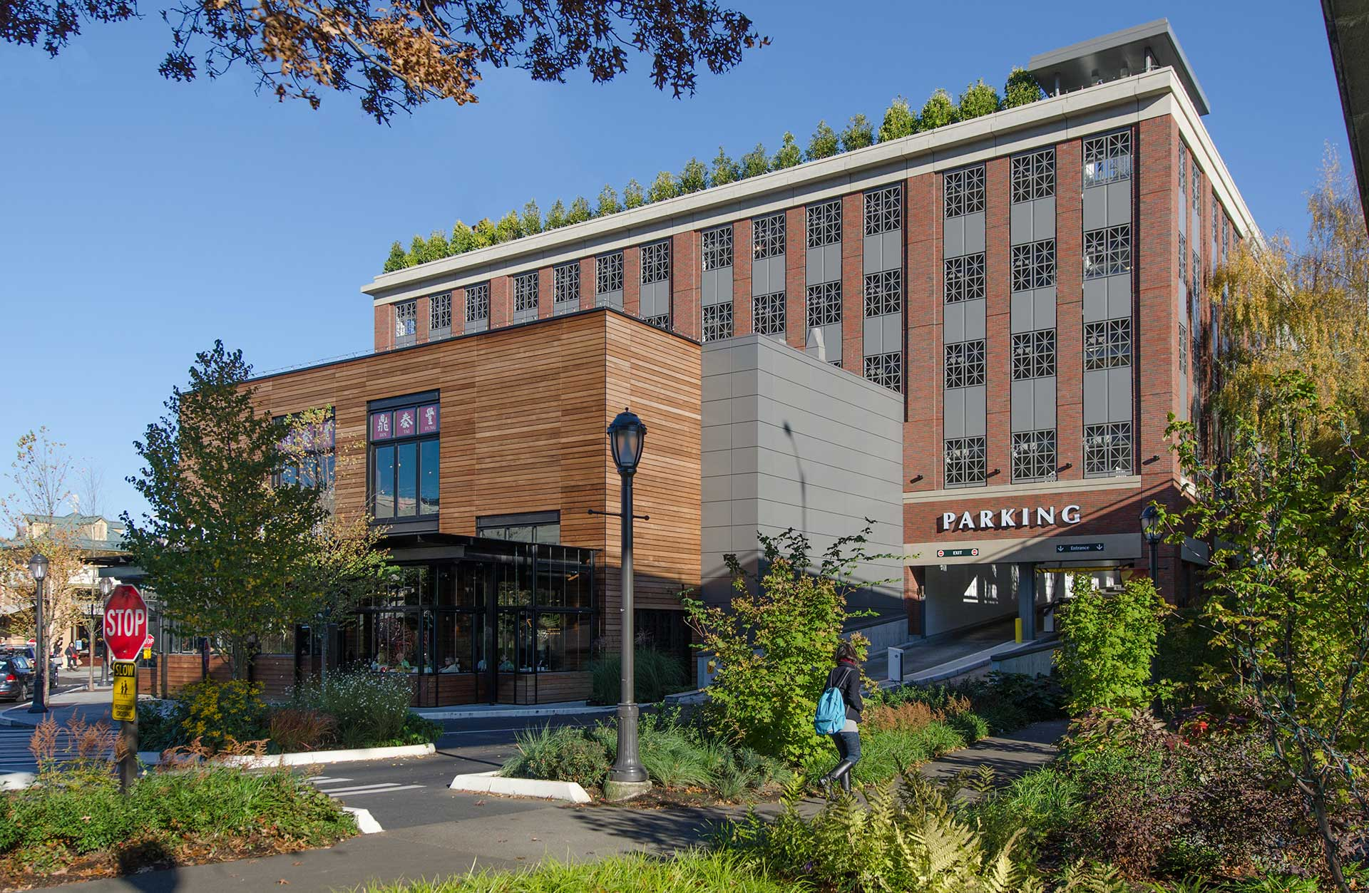 image of University Village in Seattle