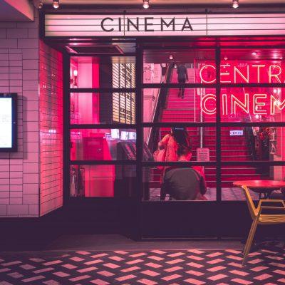image of a cinema venue